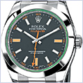 Rolex Oyster Perpetual Milgauss Mens Watch 116400-V