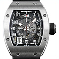 Richard Mille Mens Watch RM011-TI