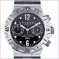 Bvlgari Diagono Acqua Mens Watch SC38SS/SLN