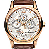 Carl F. Bucherer Manero Perpetual Calendar Mens Watch 00.10902.03.1...