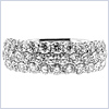 14K White Gold 1.86 ct Diamond Womens Band - 24diamonds.com
