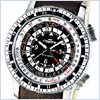Fortis Flieger Mens Watch 669.10.31L.16