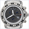Joe Rodeo Junior 13.25 ct Diamond Mens Watch JJU44 - 24diamonds.com