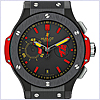 Hublot Big Bang Red Devil Bang Mens Watch 318.CM.1190.RX.MAN08