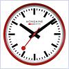Mondaine Round Wall Clock A990.CLOCK.11SBC