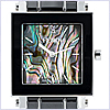 Fendi Ceramic Abalone Womens Watch F625110 - 24diamonds.com