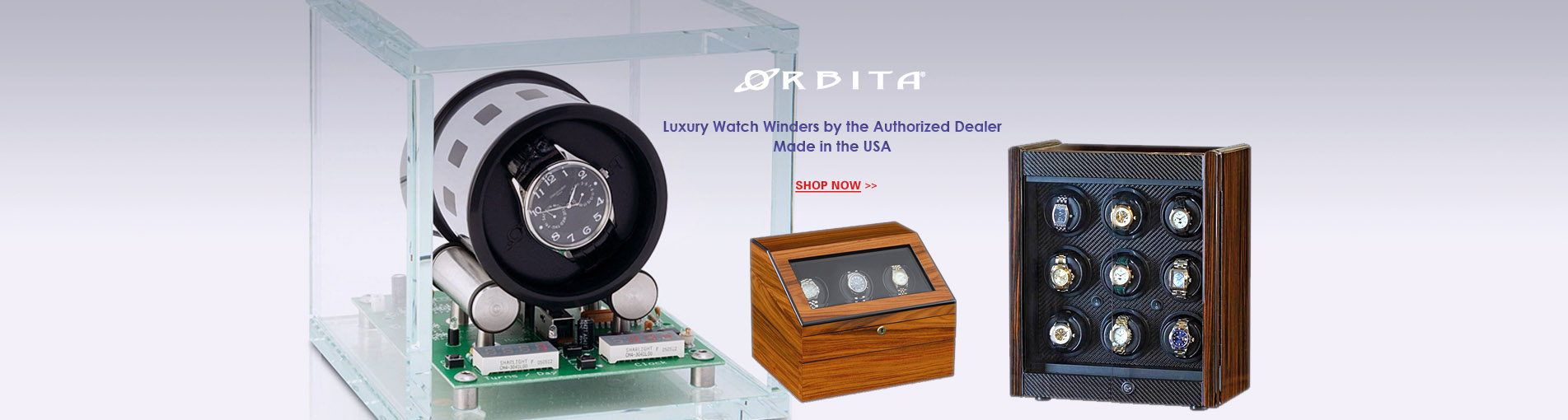 Orbita Watch Winders