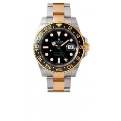Rolex Oyster Perpetual GMT Master II Mens 116713LN