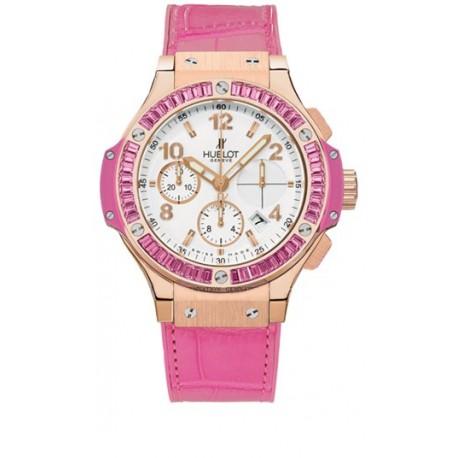 Hublot Big Bang Tutti Frutti Pink Unisex Watch 341.PP.2010.LR.1933