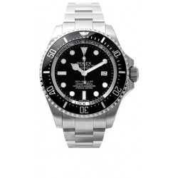 Rolex Sea Dweller Deepsea Mens Watch 116660
