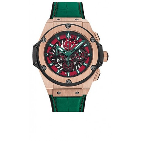 Hublot King Power Mexican Independence Mens Watch 710.OX.0130.GR.MEX10