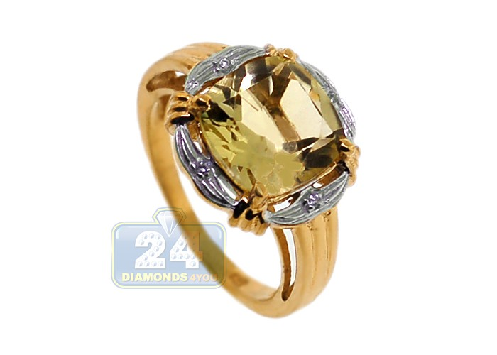 Womens Stering Silver Ring