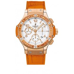 Hublot Big Bang Tutti Frutti Orange Watch 341.PO.2010.RO.1906