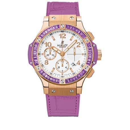 Hublot Big Bang Tutti Frutti Purple Unisex Watch 341.PV.2010.LR.1905
