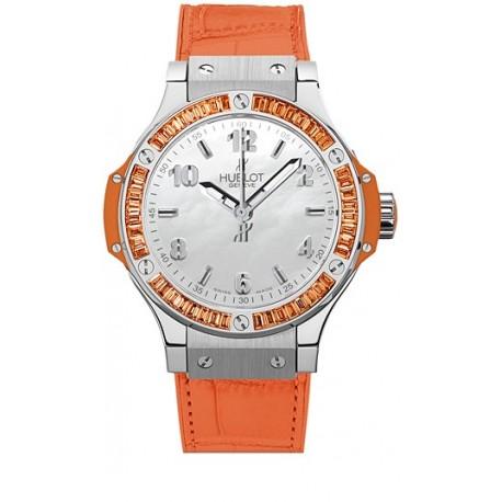 Hublot Big Bang Tutti Frutti Orange Unisex Watch 361.SO.6010.LR.1906