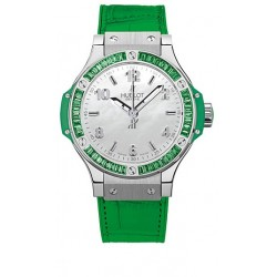 Hublot Big Bang Tutti Frutti Green Unisex Watch 361.SG.6010.LR.1922