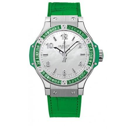 Hublot Big Bang Tutti Frutti Green Unisex Watch 361.SG.6010.LR.1922