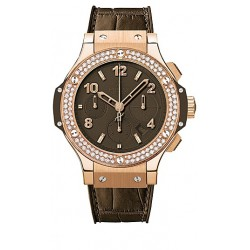 Hublot Big Bang Tutti Frutti Brown Unisex Watch 341.PC.5490.LR.1104