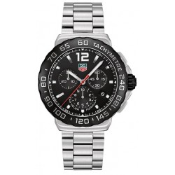 Tag Heuer Formula 1 Chrono Mens Watch CAU1110.BA0858