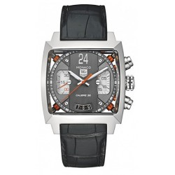 Tag Heuer Monaco Chronograph Mens Watch CAL5112.FC6298