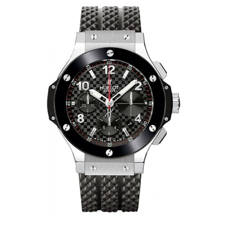 Hublot Big Bang Steel Mens Watch 342.SB.131.RX