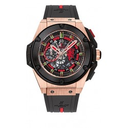 Hublot King Power Red Devil Manchester United Mens Watch 716.OM.1129.RX.MAN11
