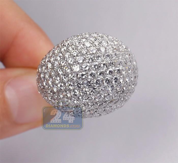 K Diamond Ring