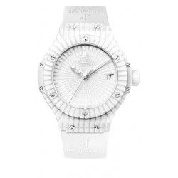 Hublot Big Bang White Caviar Mens Watch 346.HX.2800.RW