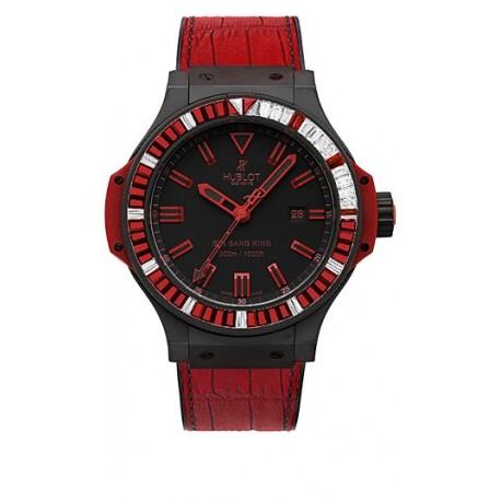 Hublot Big Bang King All Black Red Watch 322.CI.1130.GR.1942.ABR10