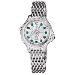 F105026000T03 Fendi Crazy Carats Steel Bracelet Womens Watch 33mm