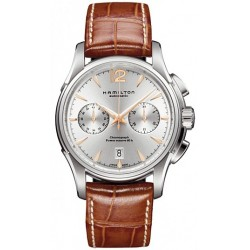 Hamilton Jazzmaster Auto Chrono Mens Watch H32606555