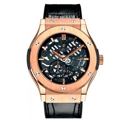 Hublot Classic Fusion Extra-Thin Gold Watch 515.OX.0180.LR