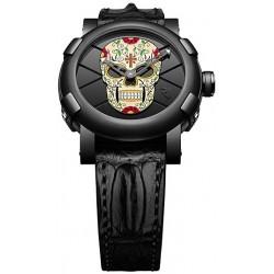 Romain Jerome Dia De Los Muertos Skull Watch RJ.T.AU.FM.001
