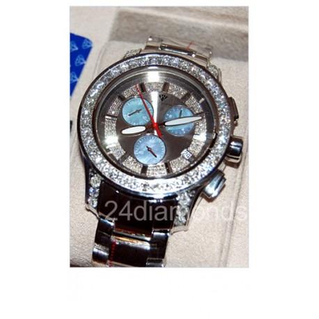 Aqua Master Power 8.00 ct Diamond Men's Watch 0800B