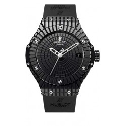 Hublot Big Bang Black Caviar Ceramic Watch 346.CX.1800.BR