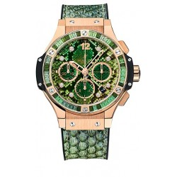 Hublot Big Bang Boa Green Rose Gold Watch 341.PX.7818.PR.1978