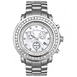 Mens Diamond Bezel Watch Joe Rodeo Junior RJJU10 5.50 Carats