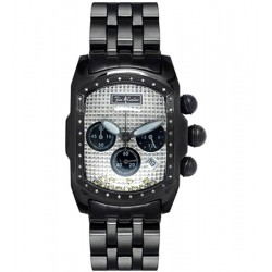 Joe Rodeo Bubble 0.36 ct Diamond Pave Mens Watch JKI23(WY)