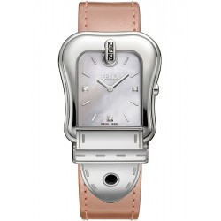 Fendi B. Fendi Coral Leather Womens Watch F380014571D1