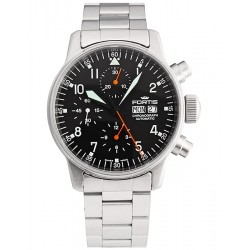Fortis Flieger Chronograph Automatic Mens Watch 597.11.11M