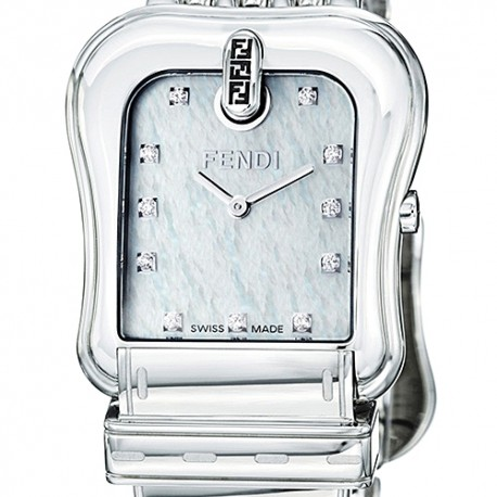 Fendi B. Fendi Steel Bracelet Womens Watch F386140D