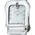 Fendi B. Fendi Steel Mesh Bracelet Womens Watch F386140D
