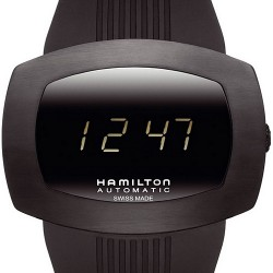 Hamilton Pulsomatic Automatic Digital Mens Watch H52585339