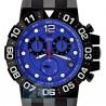 Aqua Master Sport 0.24 ct Diamond Mens Blue Dial Watch