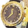 Aqua Master Digital 0.75 ct Diamond Mens Two Tone Watch