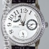 Aqua Master Classique 0.50 ct Diamond Silver Dial Womens Watch