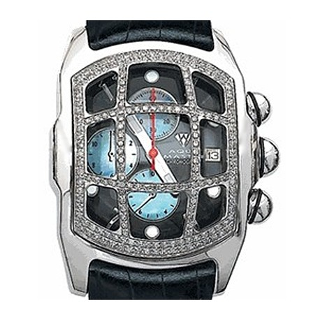 Aqua Master Bubble Cage 1.75 ct Diamond Mens Watch