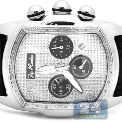 Joe Rodeo King Bubble 0.36 ct Diamond Mens Watch JKI28
