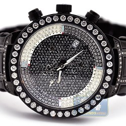 Womens Diamond Watch Joe Rodeo Master JJML10 2.00 ct All Black