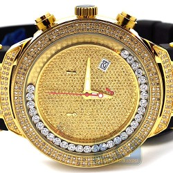 Joe Rodeo Master 2.20 ct Diamond Mens Watch JJMS20(W)